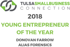 tulsa small business connection 2018 young entrepreneur of the year