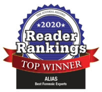 Reader Ranking 2020 award